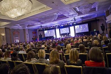everywoman in technology forum. 17th March 2015. London Hilton Park Lane