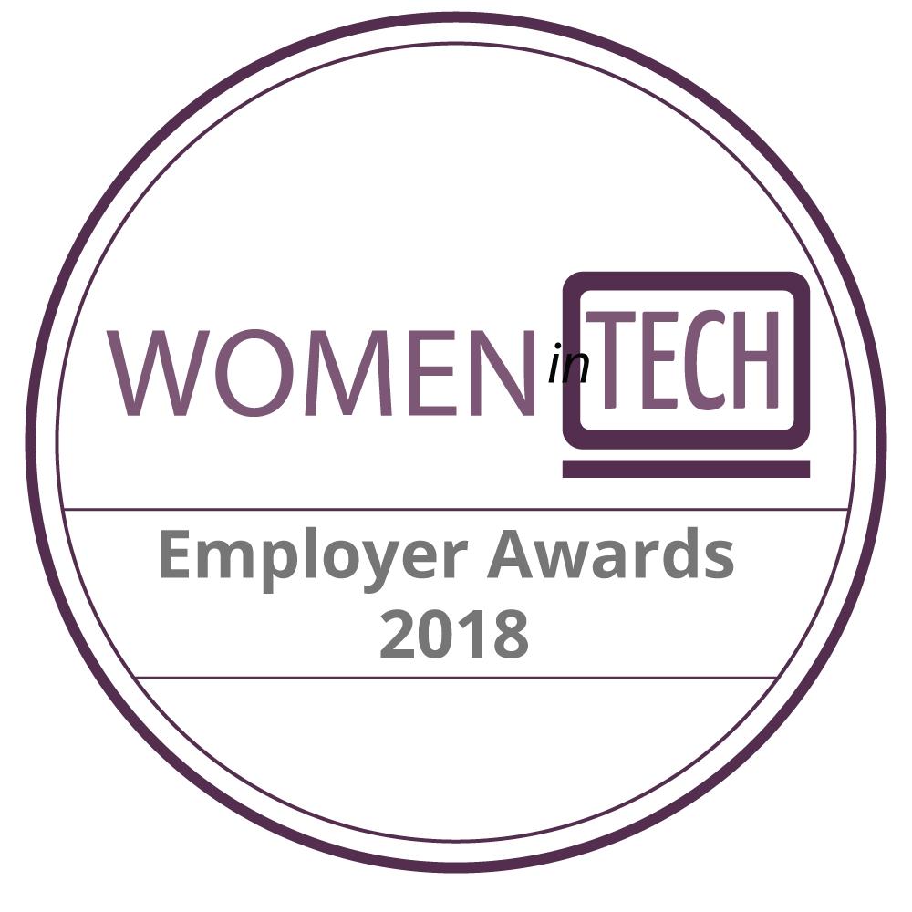 Women in Tech Employer Awards