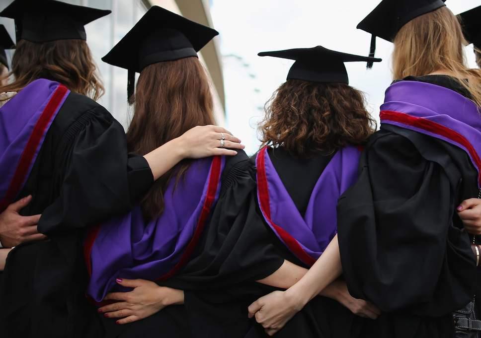 female graduates in IT