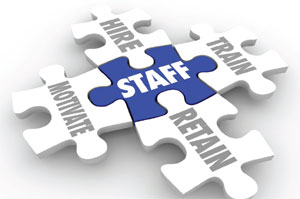 retaining staff in tech