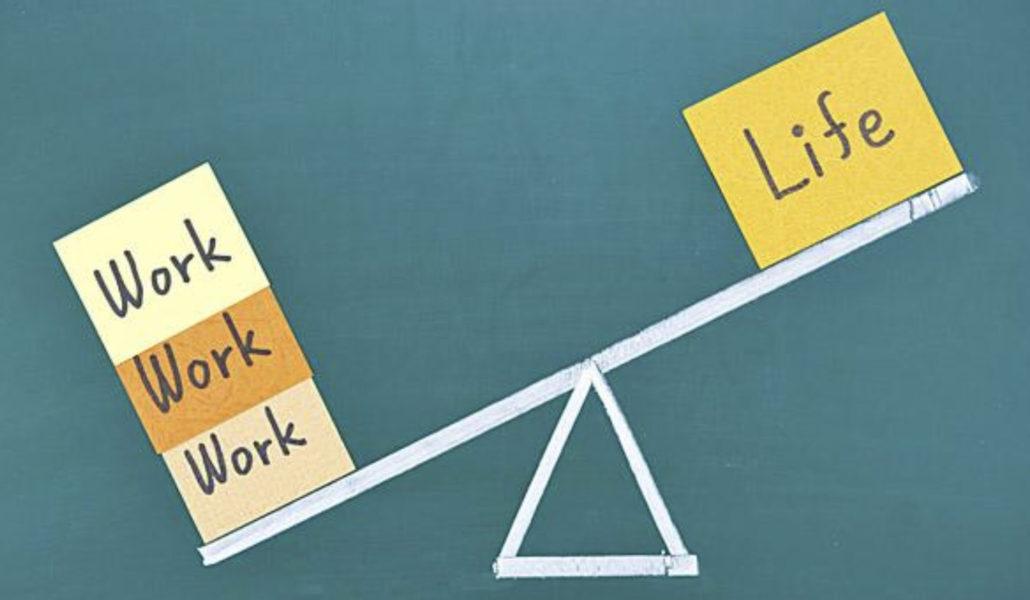 work life balance for women in tech