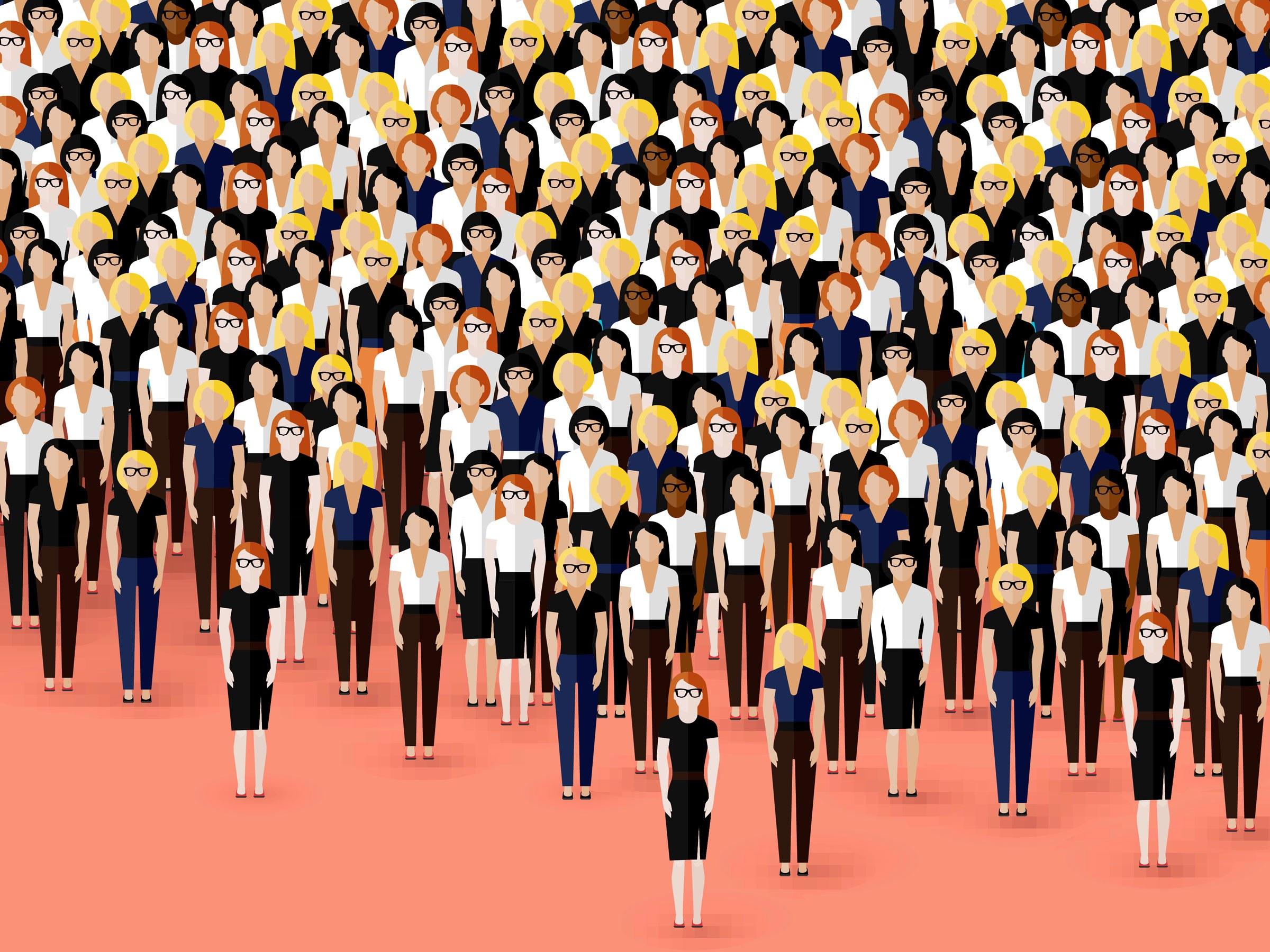 retaining women in tech
