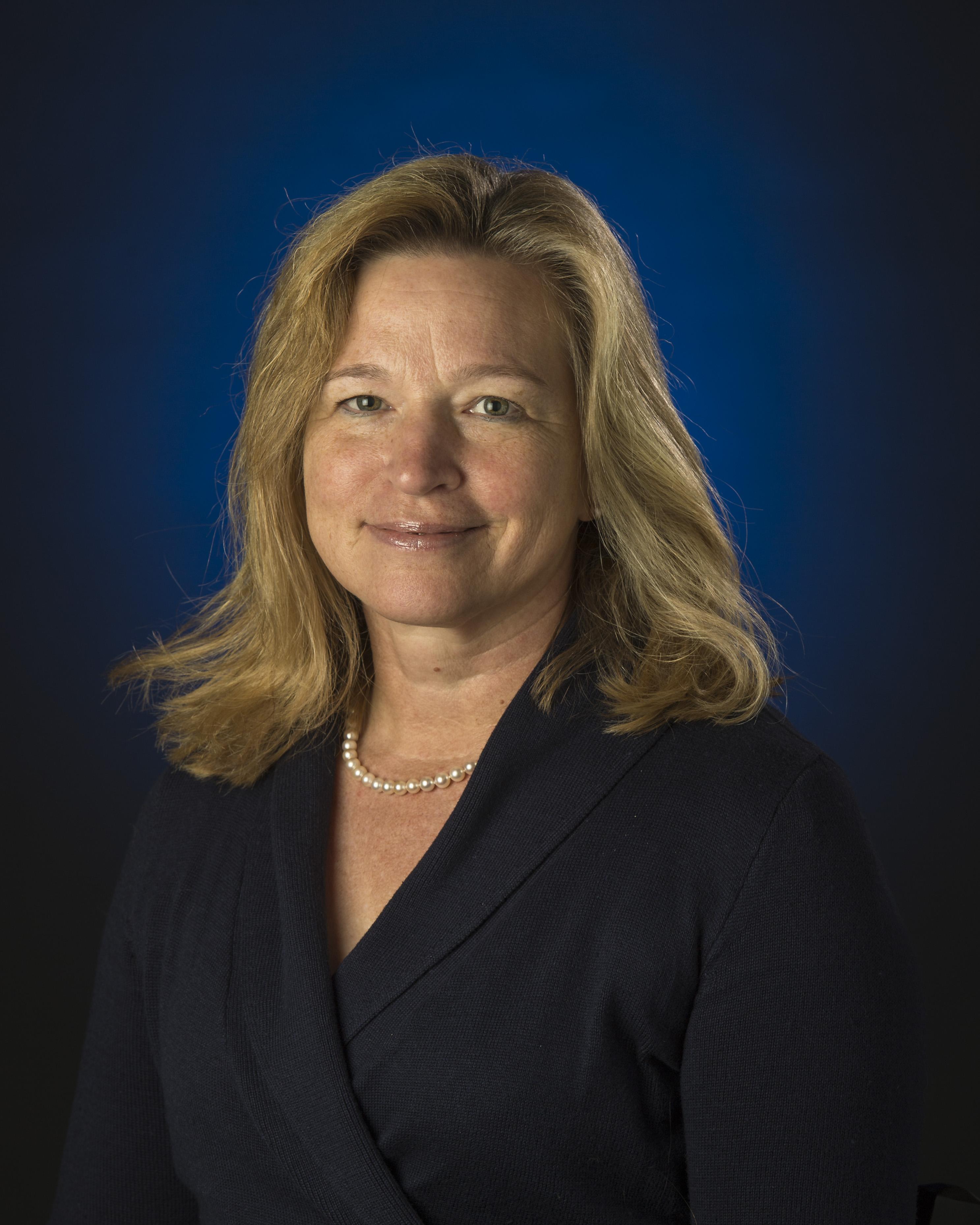DR. Ellen Stofan