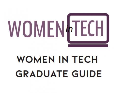 women in technology graduate guide