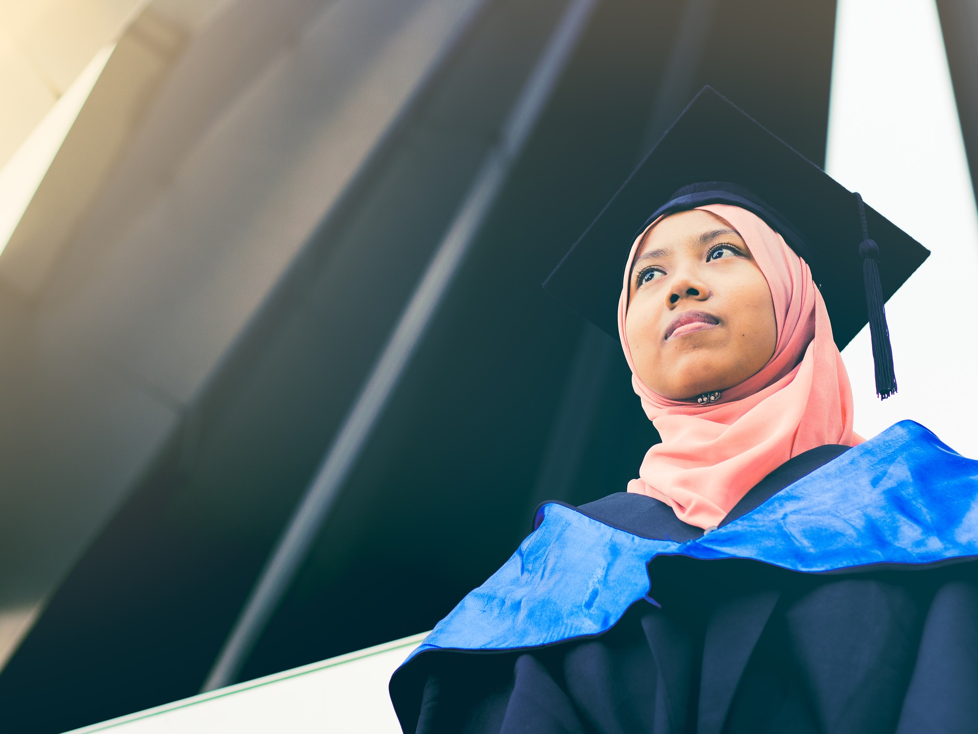 female tech graduates