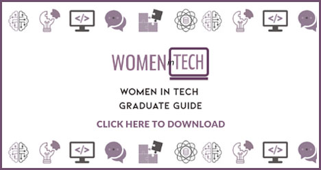 career advice for women in technology