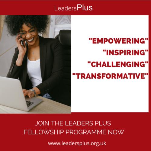 leaders plus fellowship